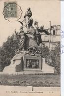 Militaria : PARIS  : ( Statue Francis Garnier ) - Monumenti Ai Caduti
