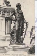Militaria : BELFORT  : ( Monument Des Trois Sièges ) Cachet Milit.: 28é Bat. Du Génie - Monumenti Ai Caduti