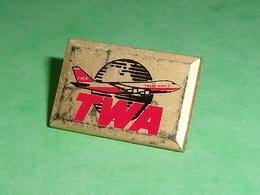 Pin's / Avions  : TWA    TB2V - Airplanes