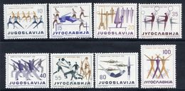 YUGOSLAVIA 1959 Sports Union  MNH / **.  Michel 900-07 - 1945-1992 Socialist Federal Republic Of Yugoslavia