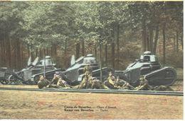 Leopoldsburg - Bourg-Léopold - CPA - Camp Beverloo - Kamp Van Beverloo - Leopoldsburg (Kamp Van Beverloo)