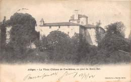 43 - HAUTE LOIRE / Allègre - 43507 - Le Vieux Château De Courbières - Autres Communes
