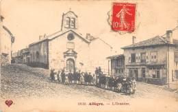 43 - HAUTE LOIRE / Allègre - 43515 - L' Oratoire - Beau Cliché Animé - France