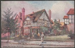 Cottage Homes, Park Road, Port Sunlight, Cheshire, C.1905-10 - Lever Brothers Postcard - England