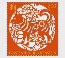 Liechtenstein - Postfris / MNH - Jaar Van De Hond 2017 - Liechtenstein