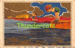 CPA ILLUSTRATEUR DEGAMI 2241   ENFANT ENFANTS ARTIST SIGNED CHILDREN CHILD - Illustratori & Fotografie