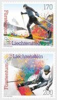 Liechtenstein - Postfris / MNH - Complete Set Olympische Spelen 2017 - Liechtenstein