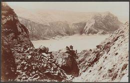 Coast View, Devil's Hole, Jersey, C.1905-10 - Photochrom RP Postcard - Jersey