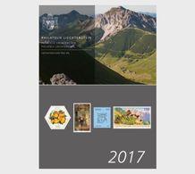 Liechtenstein - Postfris / MNH - Complete Jaarset 2017 - Liechtenstein