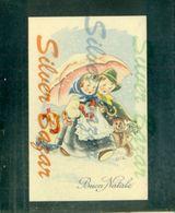 AUGURALI-BUON NATALE -MERRY CHRISTMAS-JOYEUX NOEL-FROHE WEIHNACHTEN- - Natale