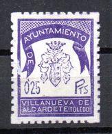 Viñeta Villanueva De Alcardete (toledo). - Otros