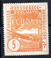 Viñeta Comite Uruguayo Pro Avion. - Uruguay