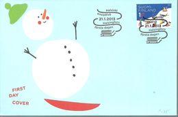 FDC 2013 - Finland