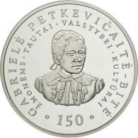 Monnaie, Lithuania, 50 Litu, 2011, FDC, Argent, KM:174 - Lithuania