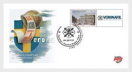 Malta / Malte - Postfris / MNH - FDC VeronaFil 2017 - Malta
