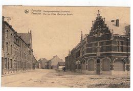 Aarschot  Bondgenootenstraat ( Veemarkt) 1923 - Aarschot