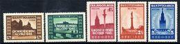 YUGOSLAVIA 1946 Slav Congress MNH / **.  Michel 24-26 - Unused Stamps
