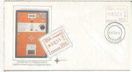 SUDAFRICA FDC SPD PRETORIA ATM - África Del Sur (1961-...)