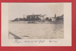 Riga  -  Photo Sur Carton  -- Château  -- 1917 - Lettonie