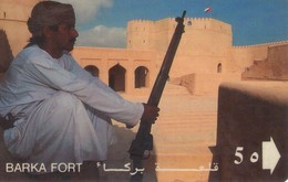 TARJETA TELEFONICA DE OMAN. (096) - Oman