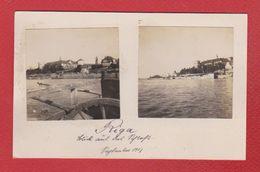 Riga  -  Photos Sur Carton  -- Château  -- 1917 - Lettonie