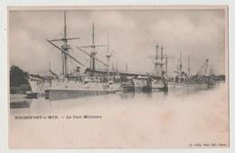 CPA 17 ROCHEFORT SUR MER Le Port Militaire - Rochefort