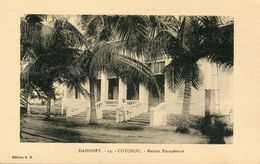 DAHOMEY(COTONOU) - Dahomey