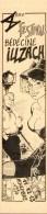 Marque Page Salon BD De ILLZACH 1994 Par MEYNET - Marque-pages