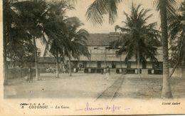 DAHOMEY(COTONOU) GARE - Dahomey