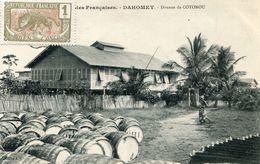 DAHOMEY(COTONOU) DOUANE - Dahomey