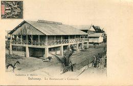 DAHOMEY(COTONOU) RESTAURANT - Dahomey