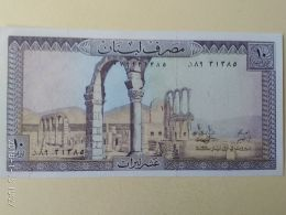 10 Livres 1986 - Libano