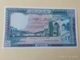 100 Livres 1988 - Libano