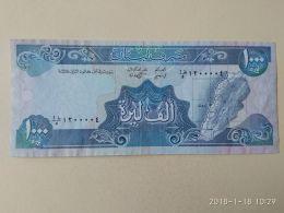 1000 Livres 1988 - Libano