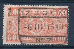 """BELGIE - TR 251 - Cachet  """"IZEGEM Nr 7"""" - (ref. 18.547) - 1923-1941"""