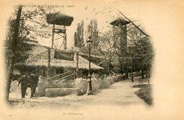 DAHOMEY(EXPOSITION 1900 PARIS) - Dahomey