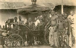 DAHOMEY(TYPE) LE ROI - Dahomey
