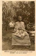 DAHOMEY(TYPE) BEHANZIN - Dahomey