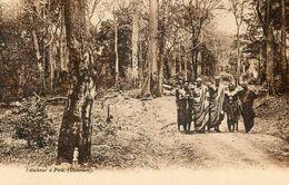 DAHOMEY(TYPE) FETICHEUR - Dahomey