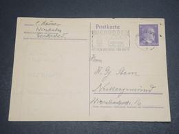 ALLEMAGNE - Entier Postal De Wiesbaden En 1942 , Oblitération Plaisante - L 12372 - Allemagne