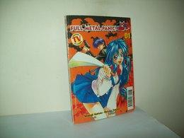 Full Metal Panic (Panini Comics 2004 ) N. 1 - Manga