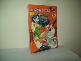 Full Metal Panic (Panini Comics 2004 ) N. 2 - Manga