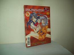Full Metal Panic (Panini Comics 2004 ) N. 3 - Manga