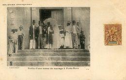 DAHOMEY(PORTO NOVO)MARIAGE - Dahomey