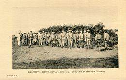 DAHOMEY(PORTO NOVO) MILITAIRE - Dahomey