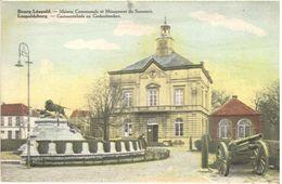 Leopoldsburg - Bourg-Léopold - CPA - Gemeentehuis - Leopoldsburg (Kamp Van Beverloo)