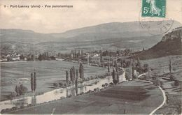 CPA Port-Lesney Vue Panoramique CC 994 - Andere Gemeenten