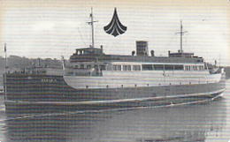 NORWEGEN-Ferry Cards - Norway