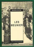 """-Dictionnaire Patronymique-Généalogie-Nom De Famille  """"Meunier""""-Archives & Culture- - Dictionaries"""