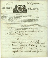 VIGNETTE ILLUSTRÉE. - Autografi